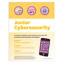 Junior Cybersecurity Badge Req