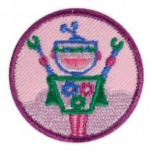 Junior Showcasing Robots Badge