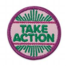 Junior Take Action Award Badge