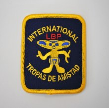 Lady Baden Powell (LBP) Patch