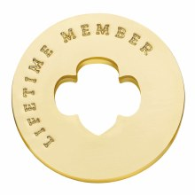 PREORDER Lifetime membership pin