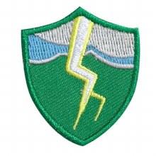 Lightning Troop Crest