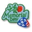 Memorial Day Fun Patch