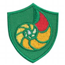 Nautilus Shell Troop Crest
