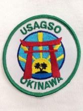 USAGSO Okinawa Fun Patch