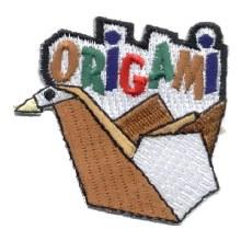 Origami Fun Patch