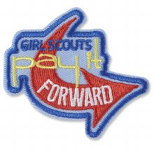 Pay It Forward Fun Patch