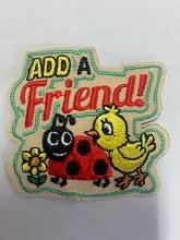 Add A Friend Lady bug/Duck
