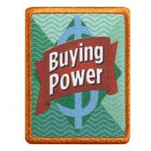 Senior Buying Power Badge