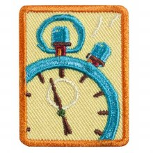 Senior Cross Training Badge