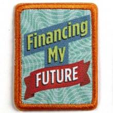Senior Financing My Future Badge