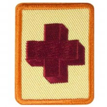 Senior First Aid Badge