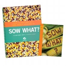 Senior Sow What and Adult Guide Journey Book Set