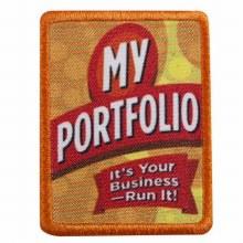 Senior My Portfolio Badge