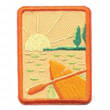 Senior Paddling Badge