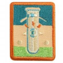 Senior Science of Style Badge