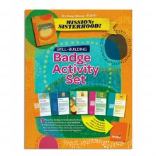Senior It's Your Story Badge Activity Set