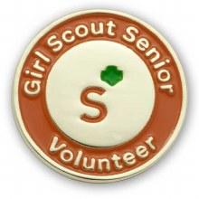 Senior Volunteer Pin