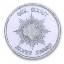 Silver Award Emblem