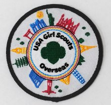 USAGSO Patch