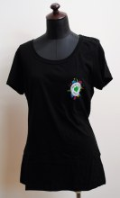 USAGSO Women's Scoop Neck T-Shirt - Medium