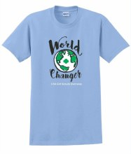 World Changer T-Shirt - Extra Large