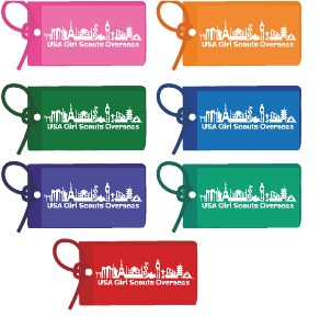 USAGSO Luggage Tag