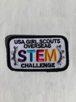USAGSO STEM Challenge Patch