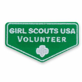 Volunteer Insignia Patch