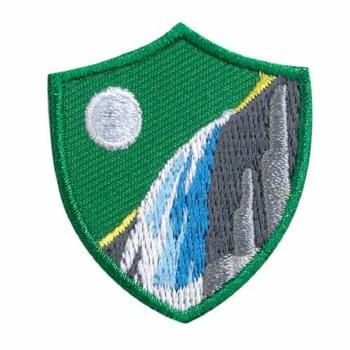 Waterfall Troop Crest