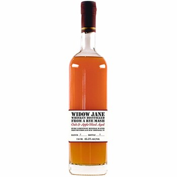 Widow Jane Applewood Rye 750ml
