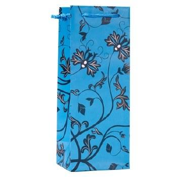 Floral Wine Bag