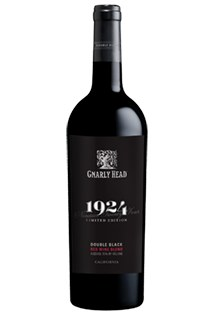 Gnarly Head 1924 Double Black Red Blend 750ml