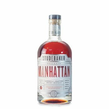 Studebaker Manhattan Whisky Cocktails 750ml