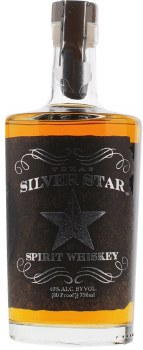 Texas Silver Star Spirit Whiskey 750ml