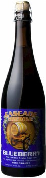 Cascade Blueberry Northwest Style Sour Ale 750ml