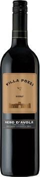 Villa Pozzi Nero dAvola 750ml