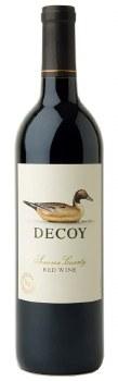 Decoy Sonoma County Red Wine 750ml