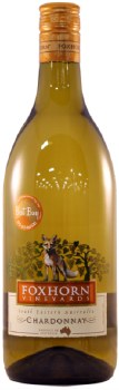 Foxhorn Vineyards Chardonnay 1.5L