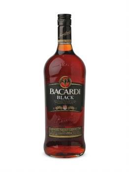 Bacardi Black Rum 1.75L