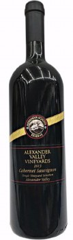 Alexander Valley Vineyards Alexander School Reserve Cabernet Sauvignon 750ml
