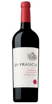 St. Francis Cabernet Sauvignon 750ml