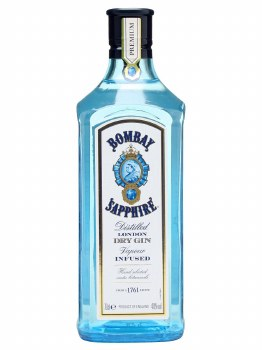 Bombay Sapphire London Dry Gin 1.75L