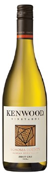 Kenwood Chardonnay 750ml
