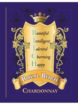 Royal Bitch Chardonnay 750ml