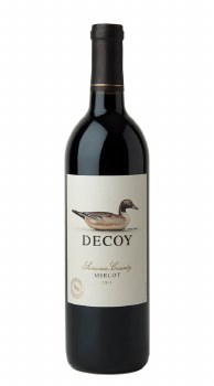 Decoy Merlot 750ml