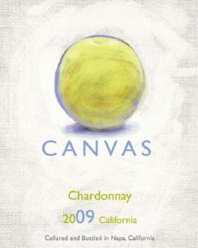 Canvas Chardonnay 750ml