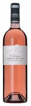 Chateau Lamouroux Bordeaux Rose 750ml