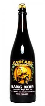 Cascade Brewing Sang Noir Northwest Style Sour Ale 750ml