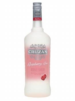 Cruzan Raspberry Rum 750ml